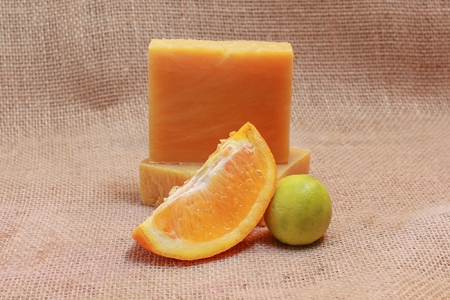 Florida Sunrise Soap  (Vegan, All Natural)