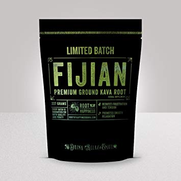 Limited Batch Premium Fijian Kava (1/2 lb)