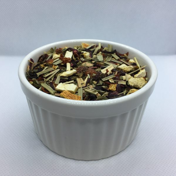 Fruit Blend Herbal Tea (Caffeine Free)