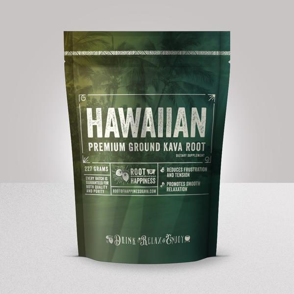 1/2 LB Premium Hawaiian Noble Kava