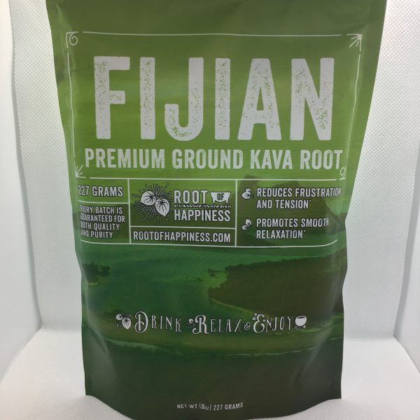 Root of Happiness Fijian Kava (1/2 lb)