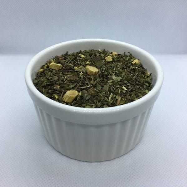 Licorice Mint Herbal Tea