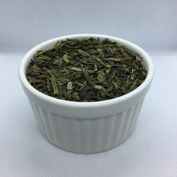 Panfired Green Tea
