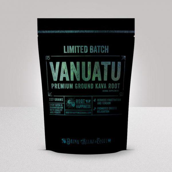 1/2 LB Limited Batch Vanuatu Noble Kava